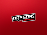 Dragons - Roller hockey - Secondary logo