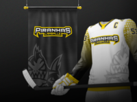Piranhas - Roller hockey - Jersey
