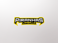 Piranhas - Secondary logo