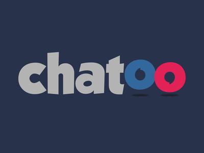 Chatoo Logo Design digital art creation photoshop graphic  design vector branding illustrator adobe design logo