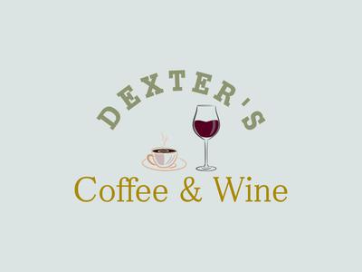 Dexter's Logo digital art creation photoshop graphic  design branding vector illustrator adobe design logo