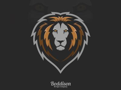 Lion Logo esports logo esports badge photoshop vector graphic  design logo illustrator adobe design