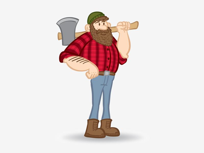 Lumberjack color2