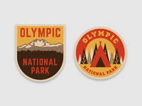 Olympic Patches