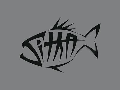 Sitka Fish logo fish sitka