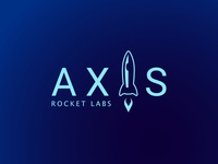 #dailylogochallenge Day 1 - Axis Rocket Labs