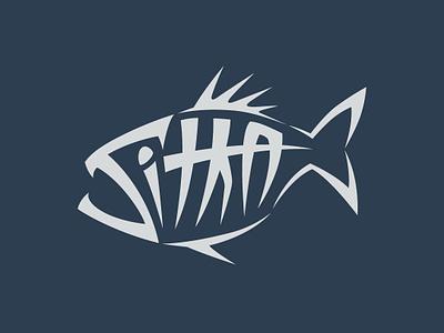 Sitka Fish outdoors branding graphicdesigner graphicdesign logodesigner logodesign logo fish