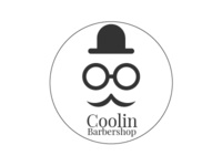 Coolin Barbershop Logo