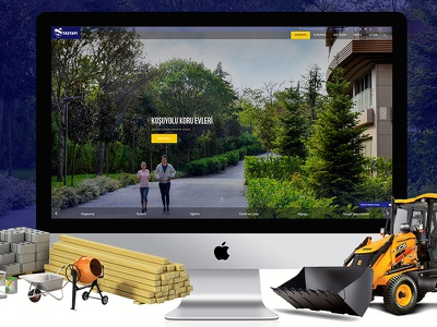 Tasyapi Holding corporate site web page