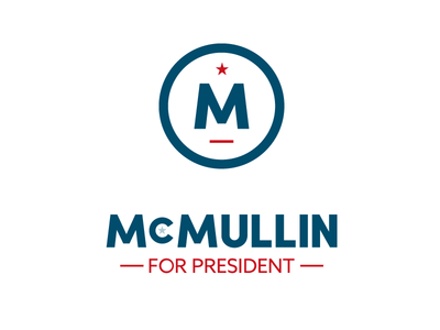 McMullin For President Campaign branding logo