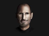 Steve Jobs Digital Illustration