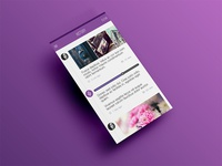 Personal Diary Mobile App