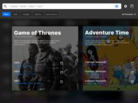 Komodor - TV Guide App
