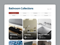 Vitra Website Bathroom Collections