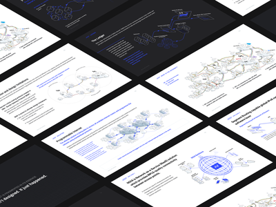 Pitch deck for NOIA presentation illustrations clean brand art vector user interface ui typography minimal isometric illustration design pitch deck