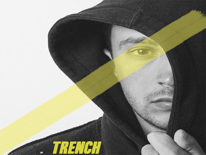 Trench redesign logo pilots one twenty top