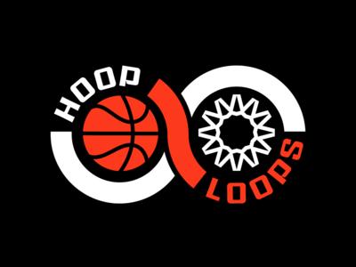 Hoop Loops Logo