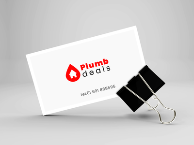 Design Logo for UK's company in plumbing and heating household plumbing design concept icon illustration branding vector ui design logo