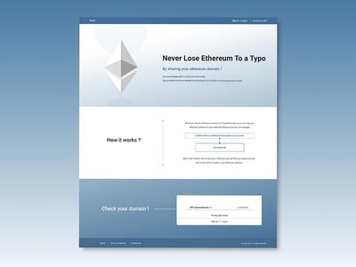 Buy the Domains Website Design