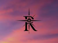 """""""R"""" compass logo"""