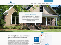 Dental website - Home