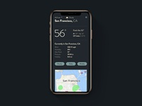 Weather Interface