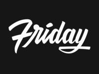 F*%k yeah Friday