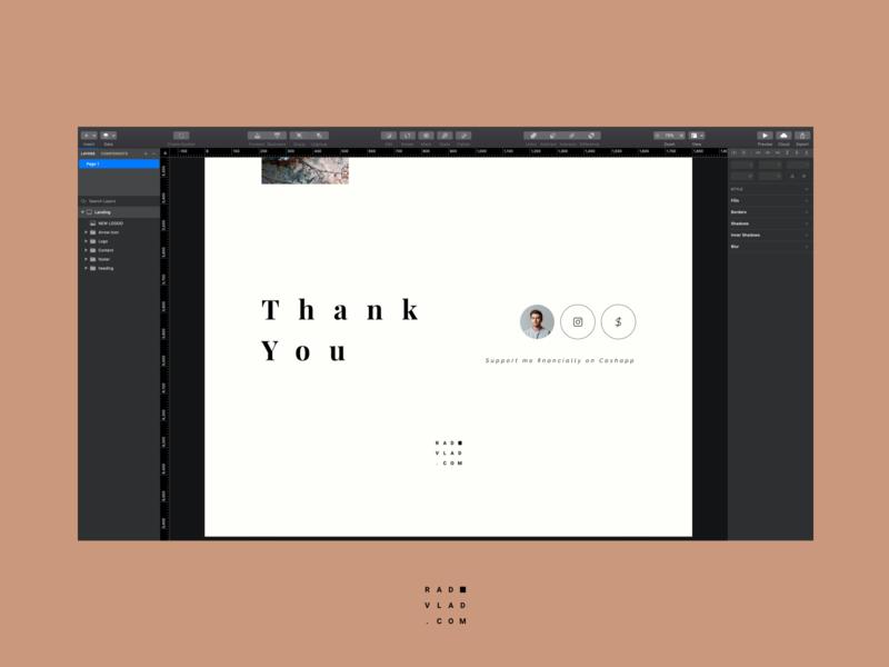 Footer Section user interface branding typography website ui ux design digital minimal illustration