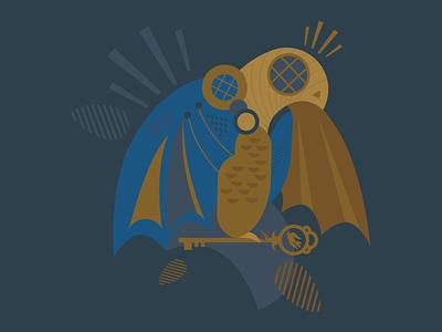 Songbird illustration bioshock infinite bioshock songbird