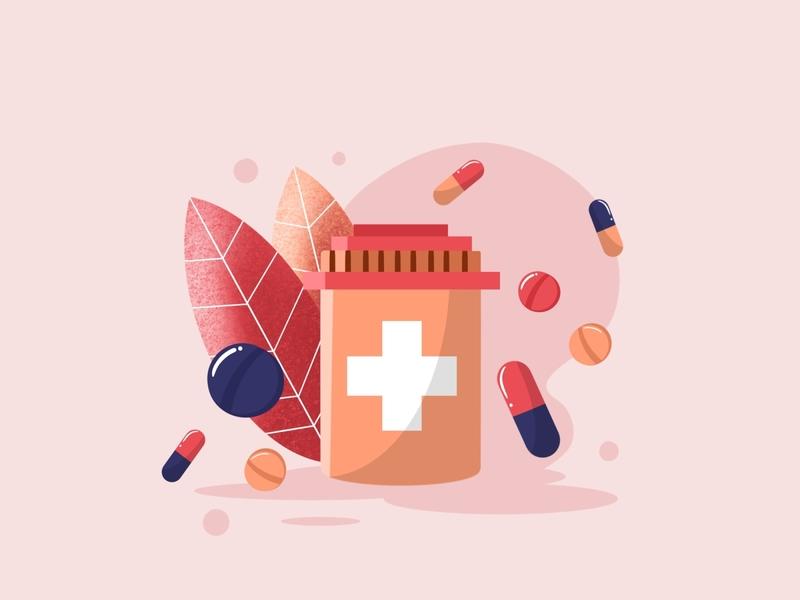 Pharmaceutical Illustration