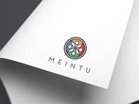 Meintu Logo branding