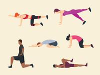 Exercises Illustration