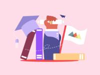 Product University Amazon FBA Illustration