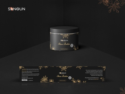 Sanoun Product packaging