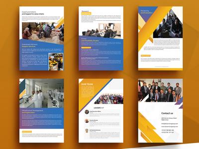Brochure-Folder Design