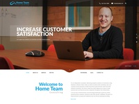 Increase Customer Satisfaction - Web Page