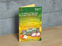 Berri Flyer Design
