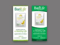 Bari Life Banner Design