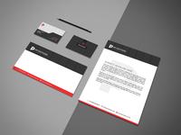 Per motions Branding Design