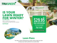 TruGreen Web Page Design