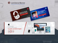 E-Commerce Banner Design