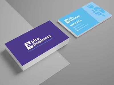Bite Business Card Design