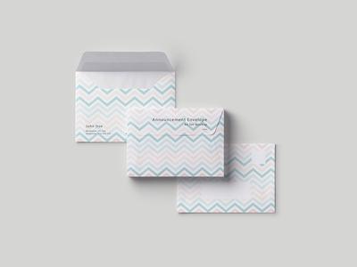 Envelope Branding Design
