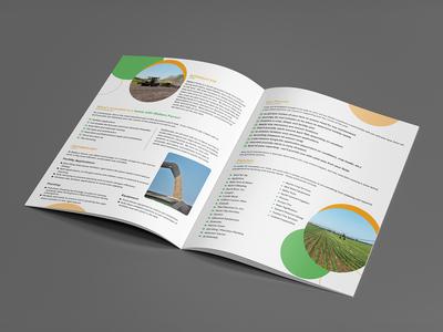 Walters Farms Brochure Design