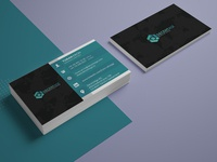 Decent Age Business Card Design
