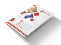 Nextalert Brochure Design