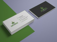Save The Drive Business Card