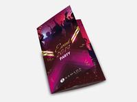 Event 2019 Party Brochure Design