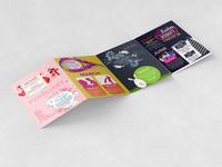 Ladies Night Brochure Design