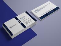 Alinea Business Card Design